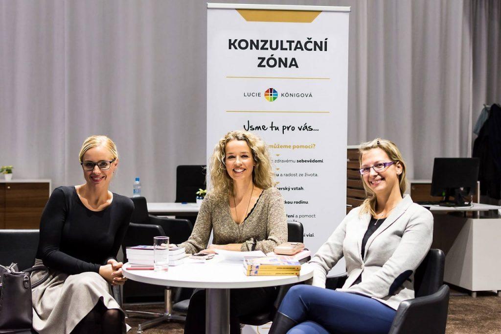 Lucia Königová uprostřed. Foto: FOTOCOUFAL.cz