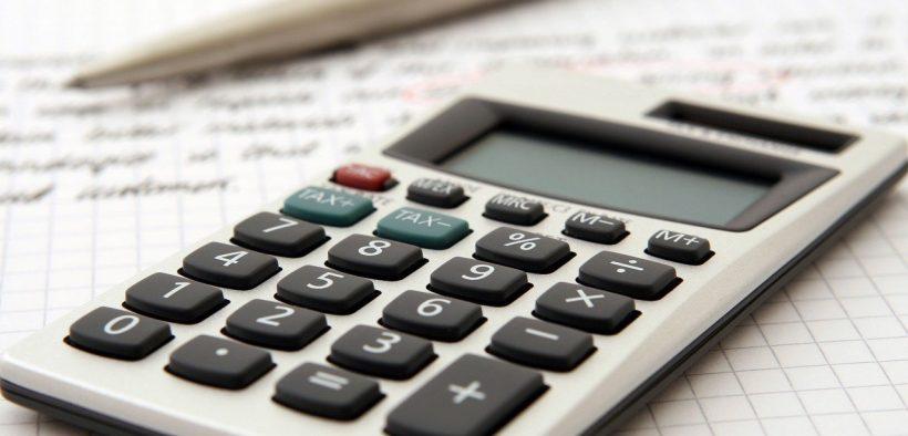Daňové přiznání - kalkulačka