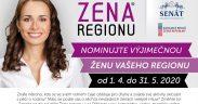 Úvodní fotka Žena regionu