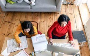 Jak pracovat efektivně z domova 10 tipů, jak si zpříjemnit home office