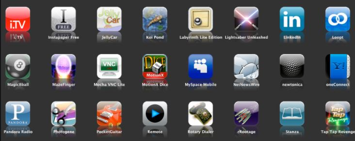 Jaké aplikace vám nesmí chybět